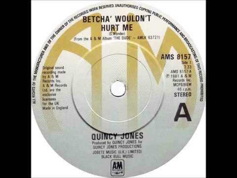 Quincy Jones feat. Patti Austin - Betcha Wouldn