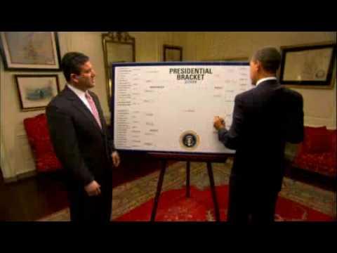 Barack Obama Bracketology