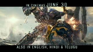 The Final Fight: Tamil| Transformers: The last Knight| Paramount Pictures India