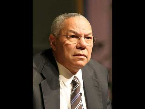 Colin Powell GOD Took over bloods/crips/ms-13
