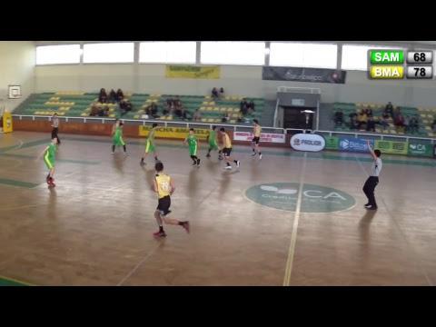Sub16: Sampaense - Beira Mar