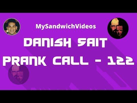 Car Smasher Manja - Danish Sait Prank Calls 122