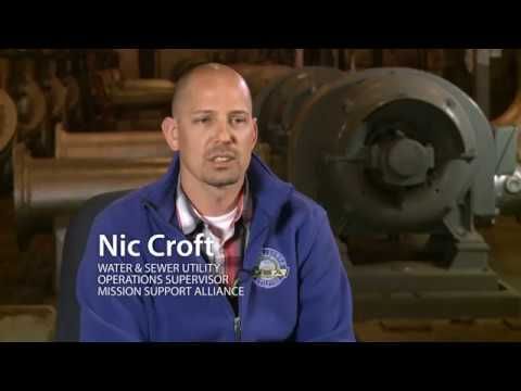 Day in the Life: Water Utilities at Hanford