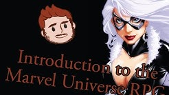 Introduction to the Marvel Universe RPG