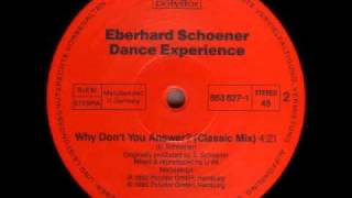 Eberhard Schoener - Why Don't You Answer (Classic Mix)