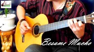 Besame Mucho на гитаре (обработка Р. Газиев)