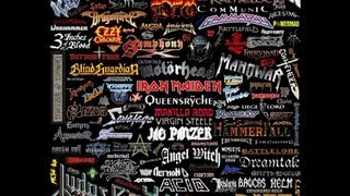 Mix Heavy Metal - Power Metal - Rock Metalmix 1 by leooMG
