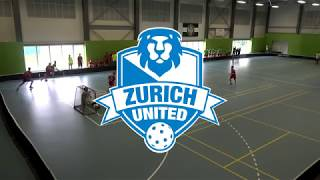 Huddinge IBS - Zurich United UVSGA - Highlights