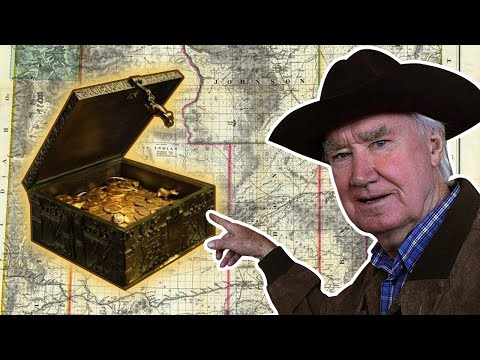 Forrest Fenn's Hidden $2 Million Dollar Treasure