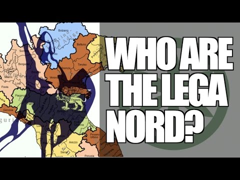Who are the Lega Nord? (Northern League)