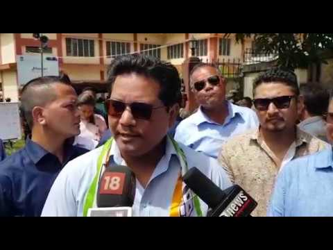 Here is what Meghalaya CM Conrad Sangma has to say after winning South Tura