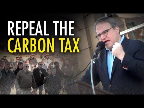 The Rebel's anti-carbon tax rallies (HIGHLIGHTS)