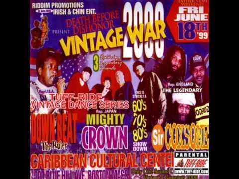 Mighty Crown vs Coxsone vs Downbeat in Boston [1999] (bothsound_tunefitu)