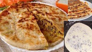 CHAPATI ZA NYAMA NDANI😋Kupika Chapati (2019) IKA MALLE
