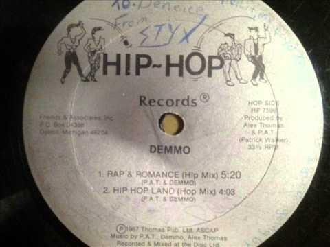 Demmo - Hip Hop Land (1987)