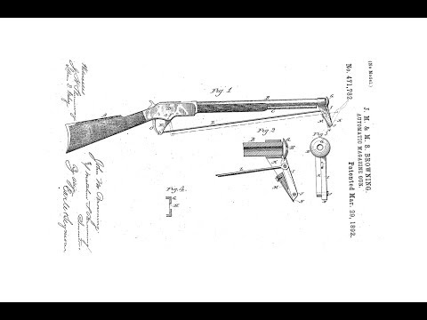 Actual Factual Content: Browning 1873 Flapper demonstration