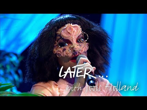 Björk revisits The Anchor  on Later... with Jools