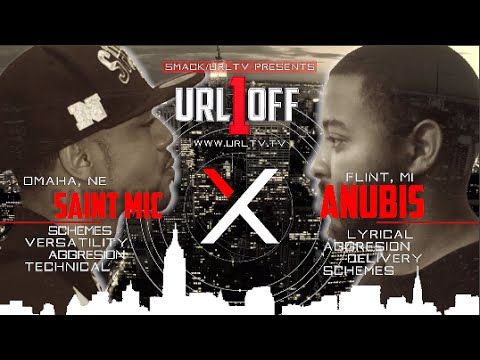 SAINT MIC VS ANUBIS / ONE OFF