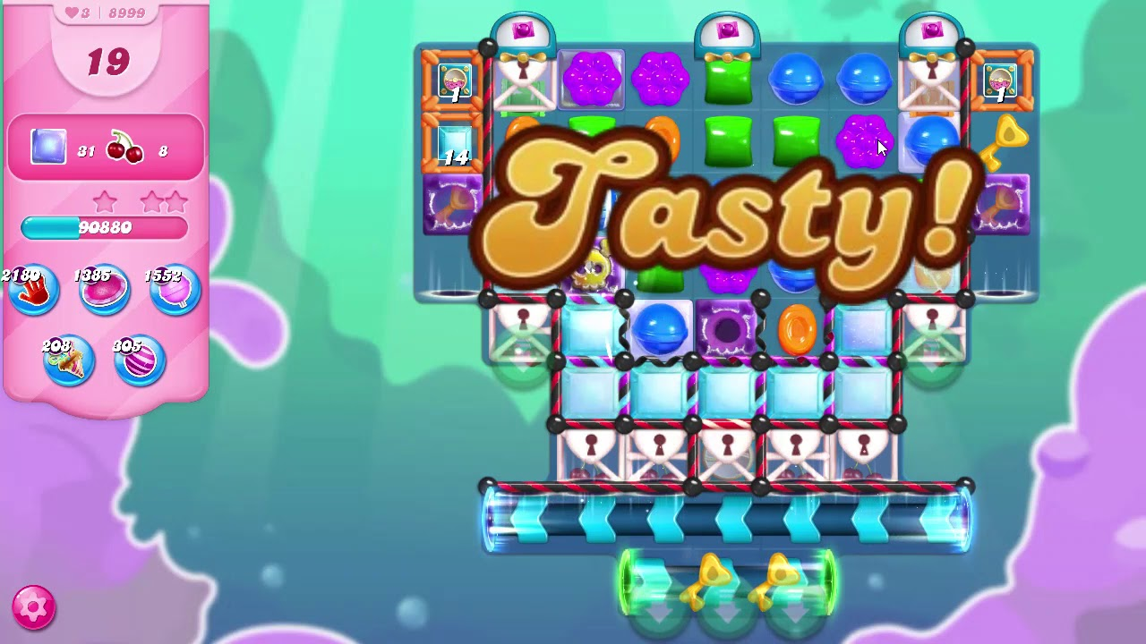 Download Candy Crush Saga Level 8999 NO BOOSTERS