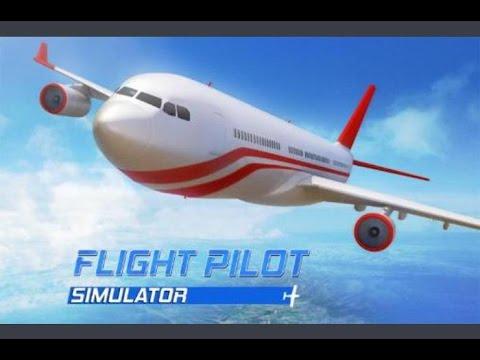 FLIGHT PILOT SIMULATOR | ПРОХОЖДЕНИЕ #1