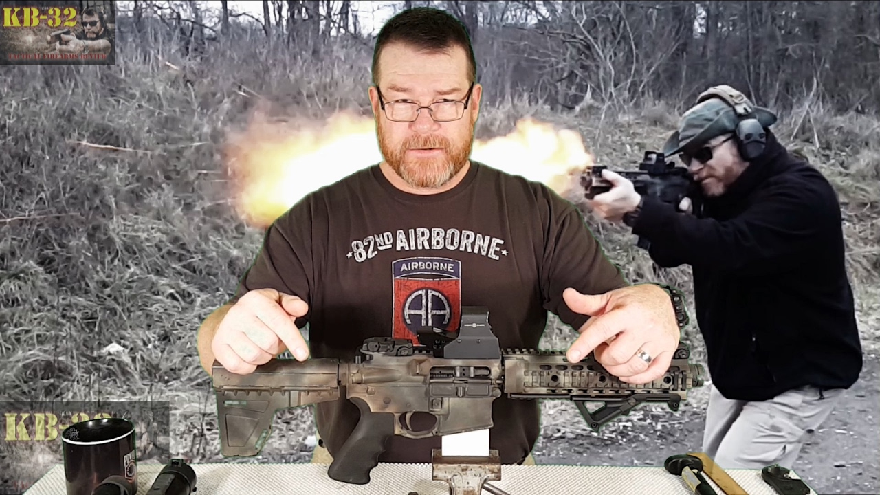 7 5 Inch Ar15 Pistol What S In It Parts Pieces Youtube