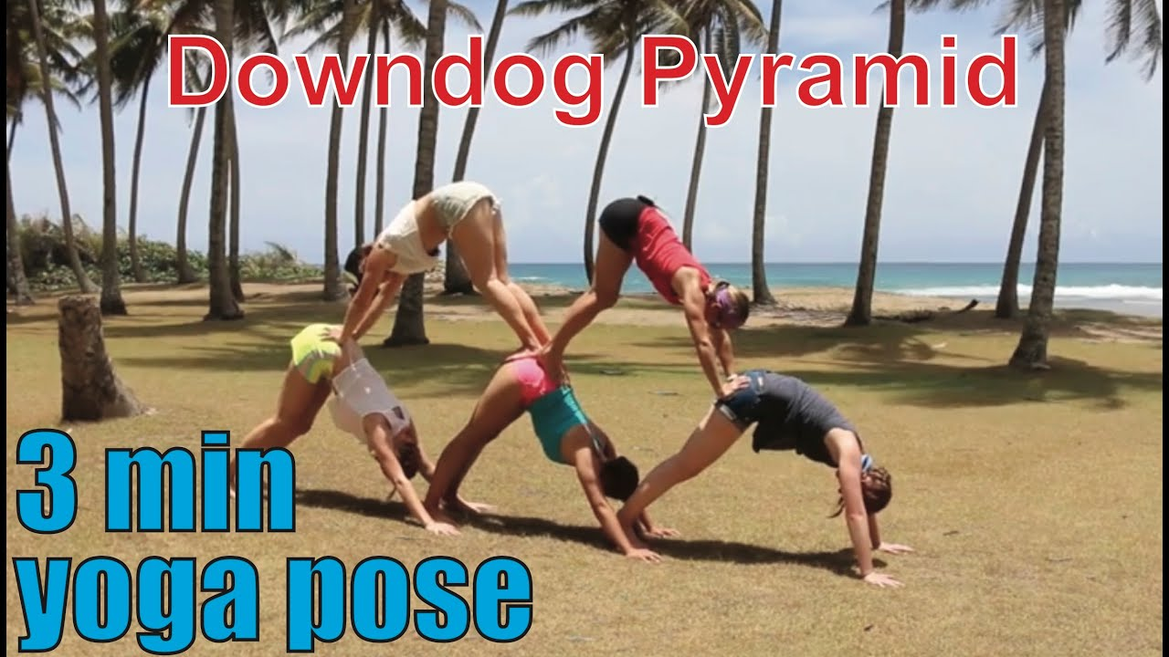 3 Minute Yoga Pose