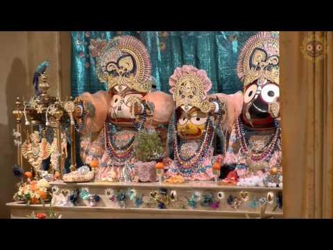 Шримад Бхагаватам 1.8.26 - Бхакти Ананта Кришна Госвами