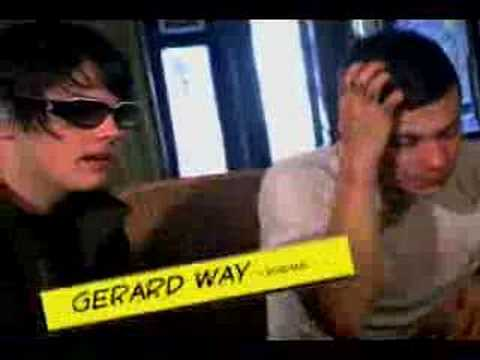 MCR talk about Green Day