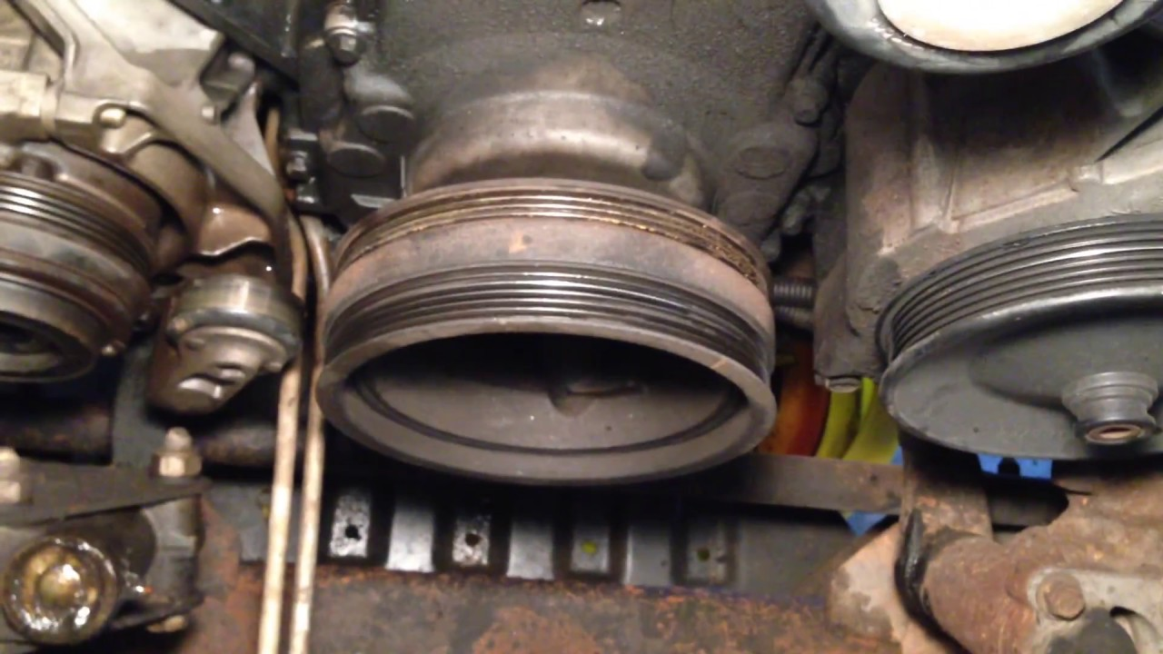 6.2L 4.8L 5.3L GM LS1, LS2, LS3, LS6 LS Front Main Crank Seal 5.7L 6.0L