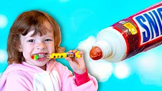 Let s Go to School Song Morning Routine Brush Teeth Nursery Rhymes Kids Song by Kids Music Land
