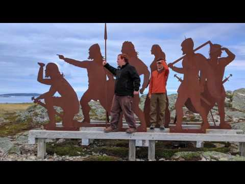 Newfoundland Road Trip Viking Explorers 2017
