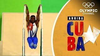 The fight to return Cuban gymnastics to the podium | Arriba Cuba