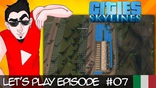 I Sindaci - #07 Alta densità - Cities: Skylines Coop Gameplay ITA