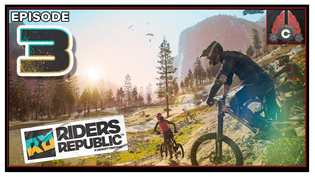 CohhCarnage Plays Riders Republic Open Beta - Episode 3