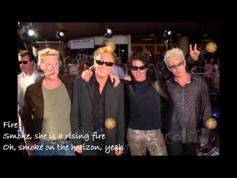 The Cult -  Fire Woman (Lyrics)