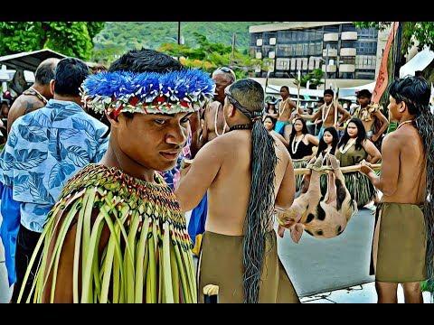 NMI Micronesia Dance
