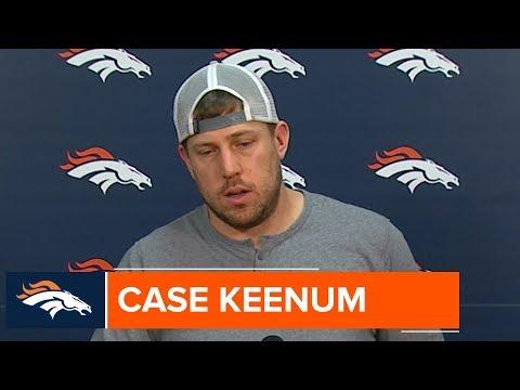 QB Case Keenum: 'We've got to do better than that'