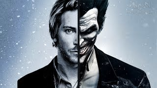 Batman: Arkham Origins - Troy Baker reading Joker