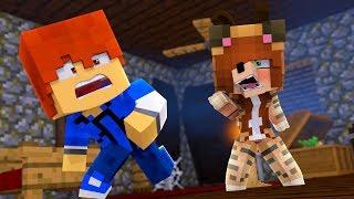Minecraft Daycare - WEREWOLF TINA !? (Minecraft Roleplay)
