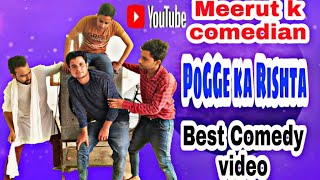 Pogge ka Rishta comedy video Ibrahim 420 & vakeel 420 funny video ft.Shahrukh Khan