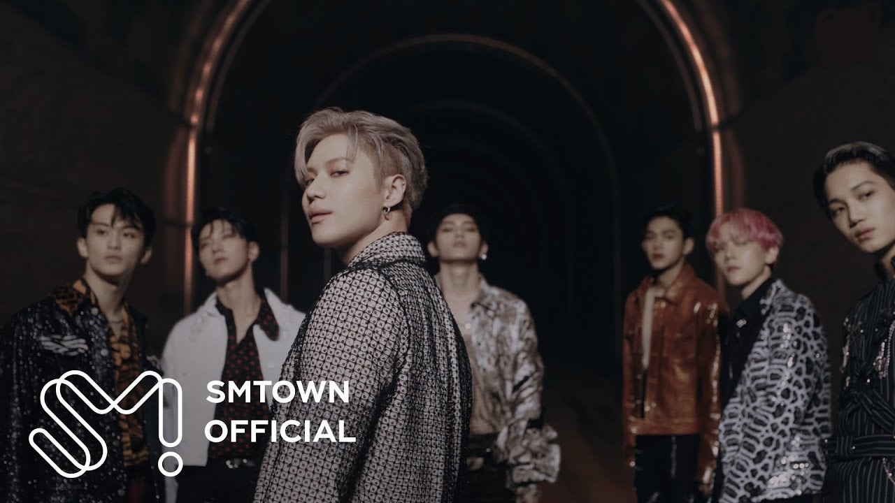 K Pop Super Group Superm Debuts With Futuristic Jopping