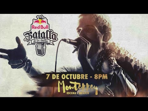 Final Nacional México 2017 - Red Bull Batalla de los Gallos