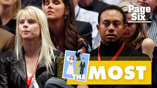 Tiger Woods' $110M divorce was a swing and a miss