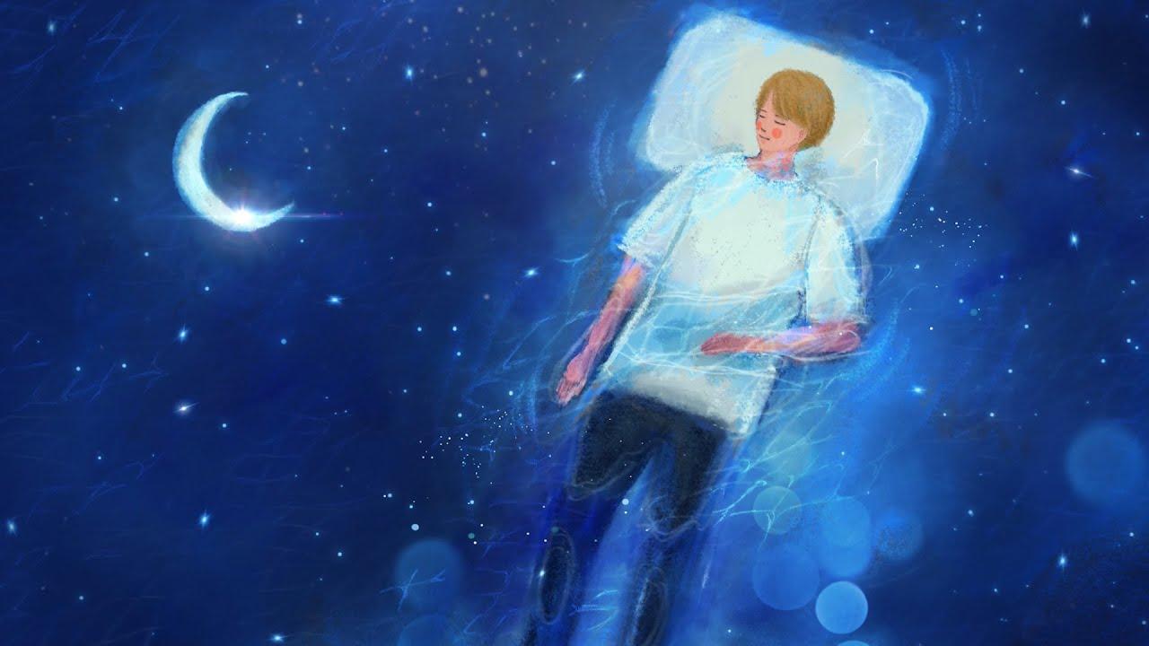 걱정을 없애주는 수면음악💙, 편안히 잠들수있는 음악, 명상음악 'Blue night'