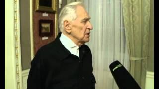 DIRIGENTAS SAULIUS SONDECKIS APIE V.AFANASSIEVĄ