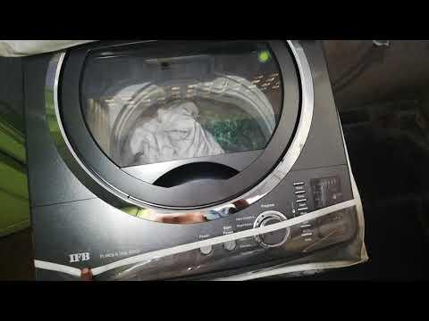 Ifb washing machine top load usage details in telugu