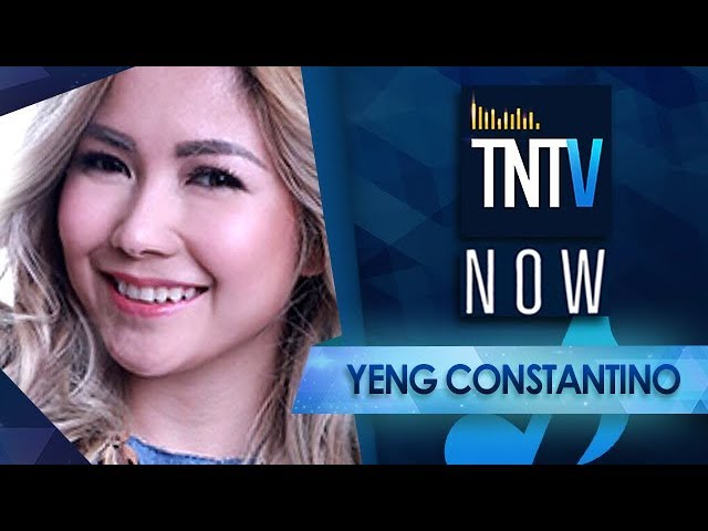 TNTV Now with Yeng