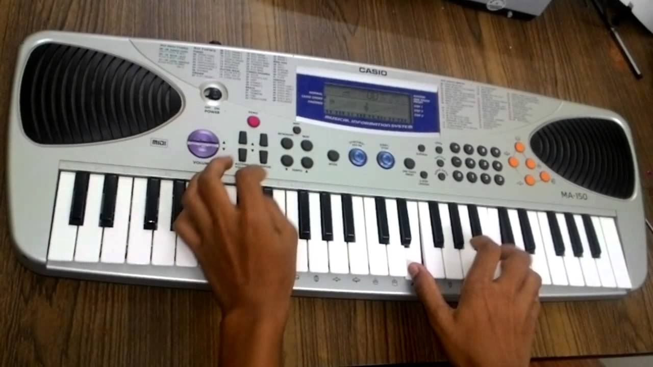 How to Play a Casio Keyboard (Beginners)