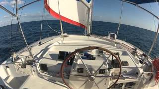 Moving a Lagoon 440 over to Miami - Sailing Adventure