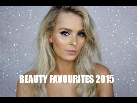 BEAUTY FAVOURITES OF 2015 | RACHAEL BROOK